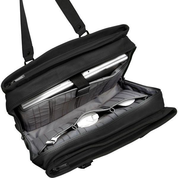 ケネスコール メンズ スーツケース バッグ Hit A Triple Compartment 15 Laptop Business Tote