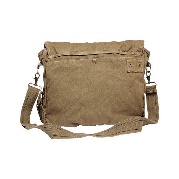 ヴァガボンドトラベラー メンズ ショルダーバッグ バッグ Canvas Shoulder Bag
