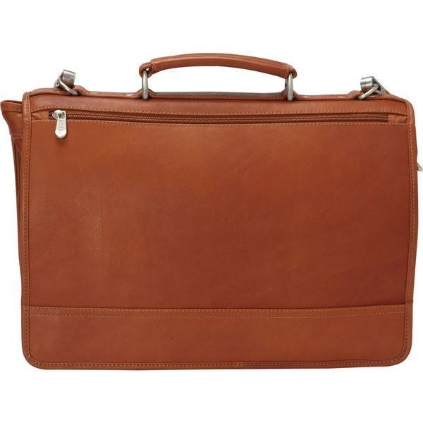 ピエール メンズ スーツケース バッグ Two-Section Expandable Laptop Portfolio
