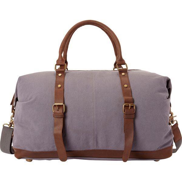 ヴァガボンドトラベラー メンズ スーツケース バッグ Classic Canvas Medium Duffle Bag- eBags Exclusive