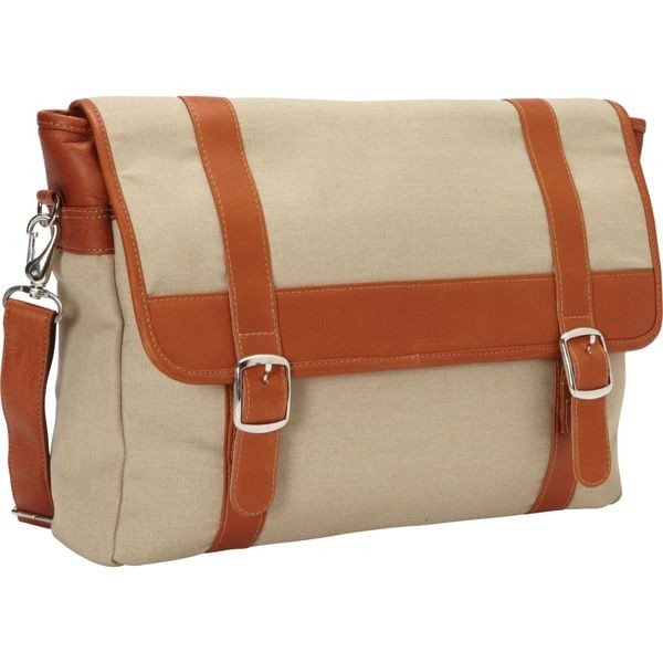 ピエール メンズ スーツケース バッグ Flap-Over Laptop, Tablet Portfolio Briefcase