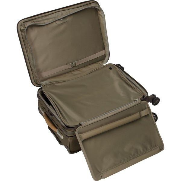 ブリグスアンドライリー メンズ スーツケース バッグ Baseline CX Domestic Carry-On Expandable Spinner