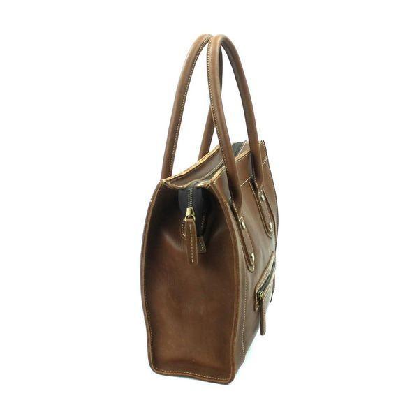 ヴァガボンドトラベラー メンズ ショルダーバッグ バッグ 11.5 Leather Shoulder Bag