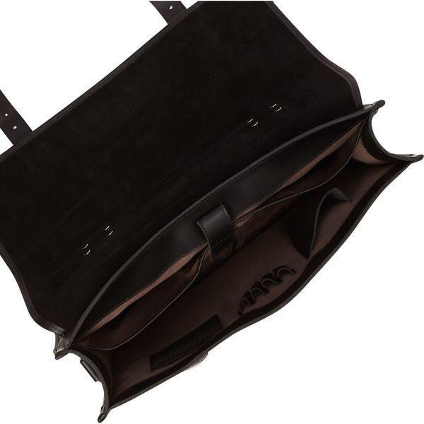 ヴァガボンドトラベラー メンズ スーツケース バッグ Extra Large Leather Laptop Bag