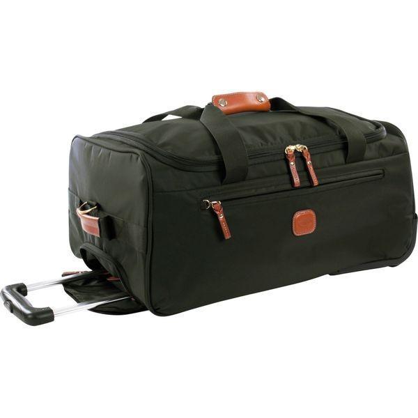 """ブリックス メンズ スーツケース バッグ X-Bag 21"""" Rolling Duffle"""