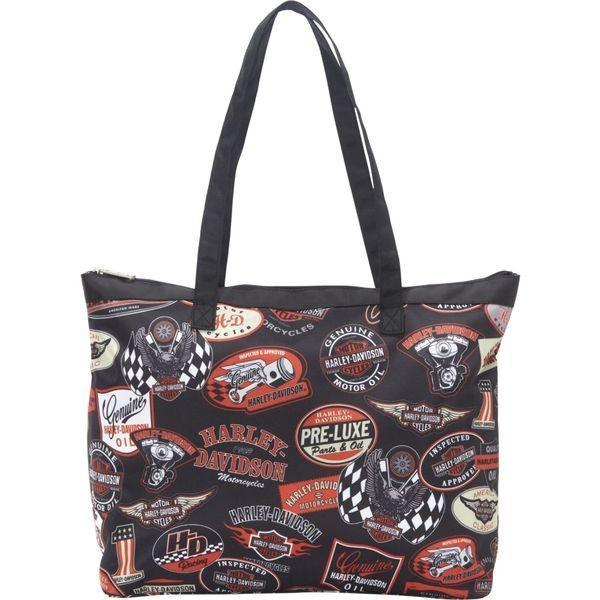 ハーレーダビッドソン メンズ スーツケース バッグ Shopper Tote