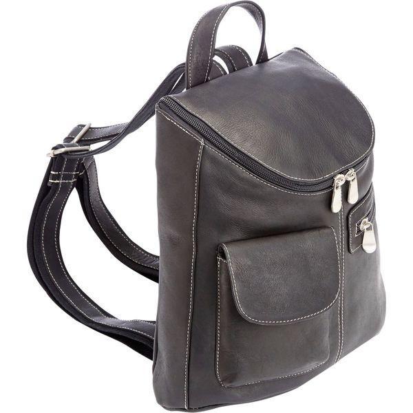 ロイスレザー メンズ バックパック・リュックサック バッグ Luxury Colombian Leather Tablet/iPad Backpack