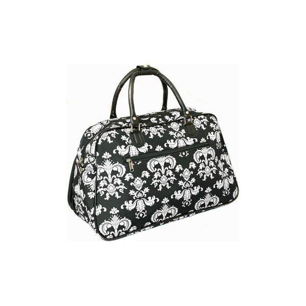 ワールドトラベラー メンズ スーツケース バッグ Damask II 21 Carry-On Duffel Bag