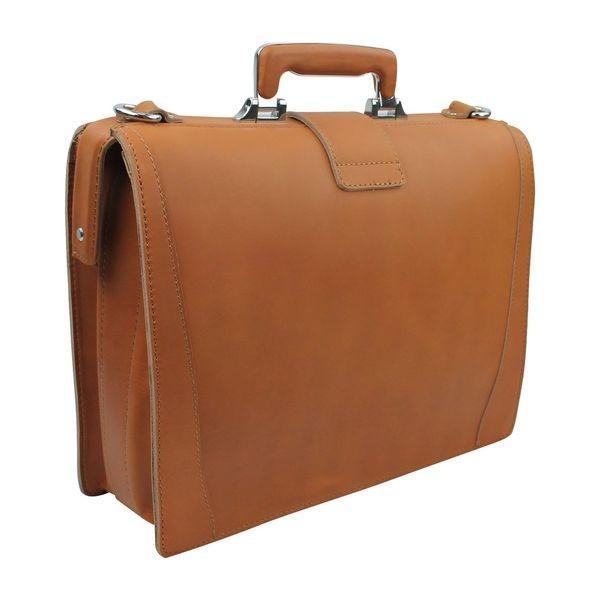 ヴァガボンドトラベラー メンズ スーツケース バッグ Classic Full Grain Leather Business Pro Case