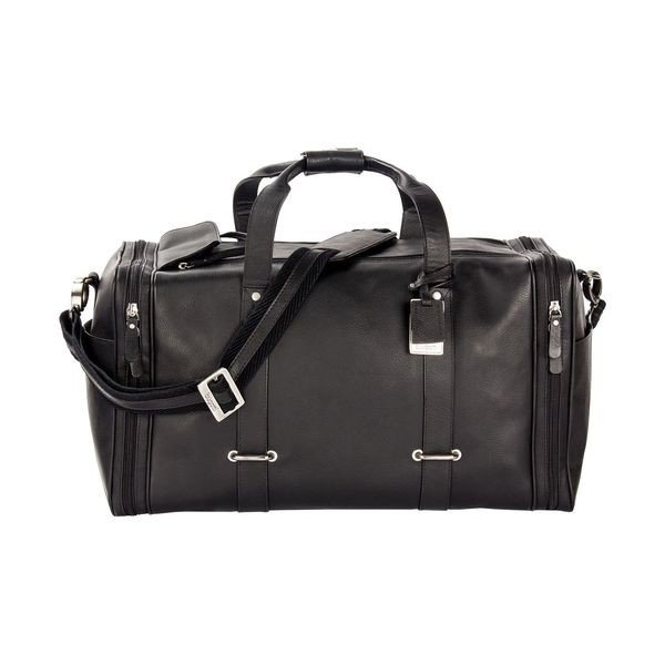 ブガッティ メンズ スーツケース バッグ Bello Leather Duffle Bag