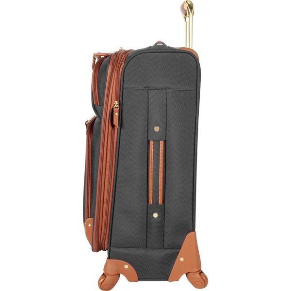 スティーブ マデン メンズ スーツケース バッグ Global 28 Spinner