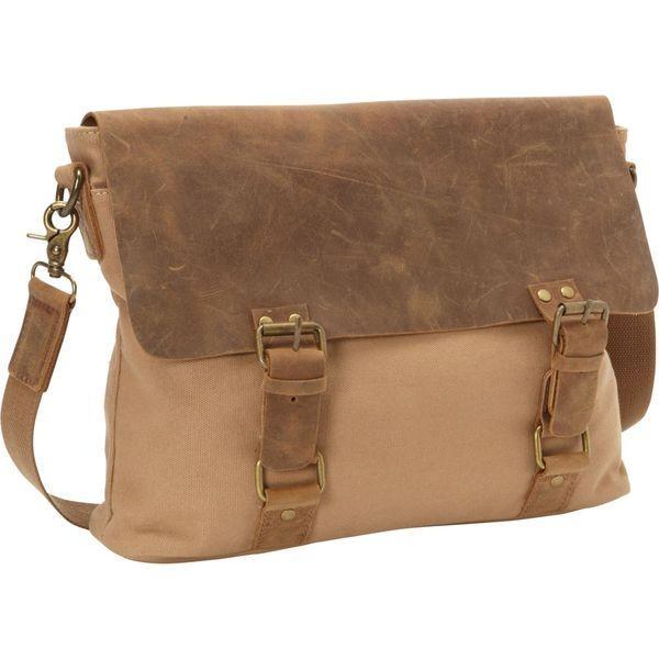 ヴァガボンドトラベラー メンズ ショルダーバッグ バッグ Classic Canvas Messenger Bag