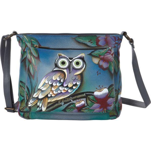 アンナバイアナシュカ メンズ ショルダーバッグ バッグ Hand Painted Shoulder Bag