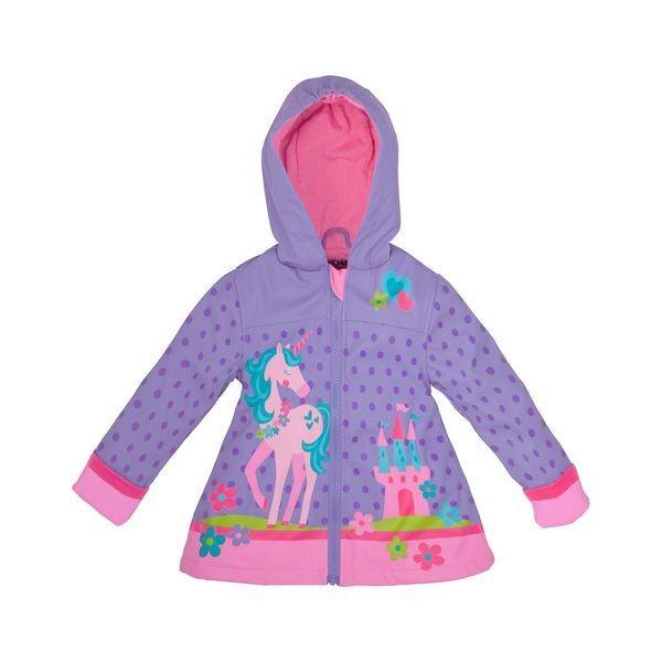 ステファンジョセフ レディース ジャケット・ブルゾン アウター Kids Rain Coat