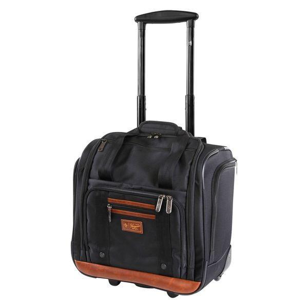 オリジナルペンギン メンズ スーツケース バッグ Underseat 16 Rolling Carry-On Tote