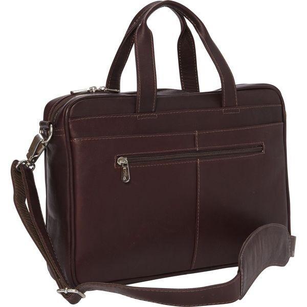 ピエール メンズ スーツケース バッグ Hidden Pocket Laptop Briefcase