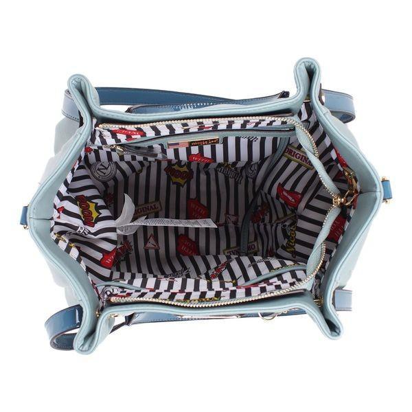 ニコルリー メンズ ショルダーバッグ バッグ Maari Button Bucket Shoulder Bag