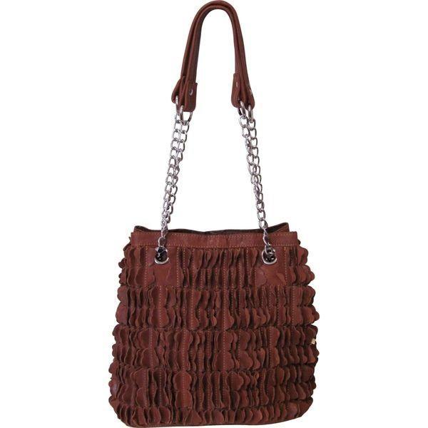 アメリ メンズ ショルダーバッグ バッグ Papiillon Leather Shoulder Bag