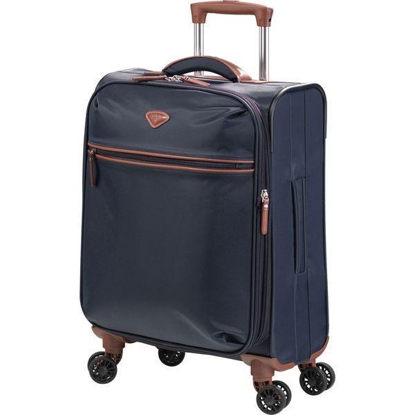 ジャンプ メンズ スーツケース バッグ Nice Expandable Carry-on Dual Spinner suitcase