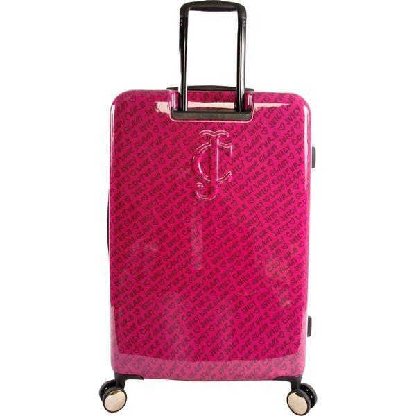 """ジューシークチュール メンズ スーツケース バッグ Juicy Cassandra 29"""" Spinner"""