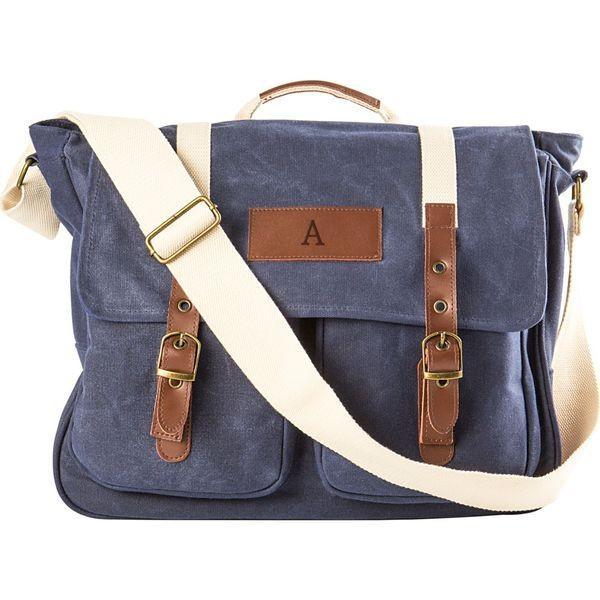 キャシーズ コンセプツ メンズ ショルダーバッグ バッグ Personalized Messenger Bag