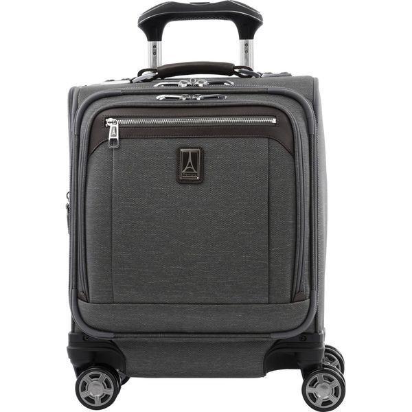 トラベルプロ メンズ スーツケース バッグ Platinum Elite Carry-On Spinner Tote