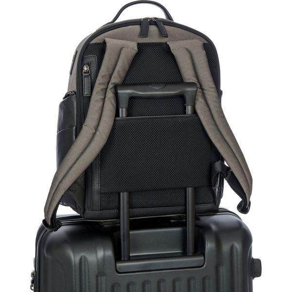 ブリックス メンズ スーツケース バッグ Monza Medium Business Laptop Backpack