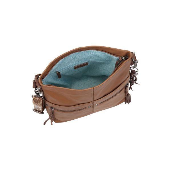 ザサック メンズ ボディバッグ・ウエストポーチ バッグ Ashland Leather Bucket