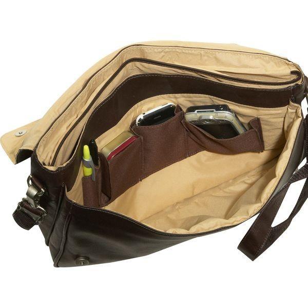 ピエール メンズ スーツケース バッグ Professional Laptop Messenger