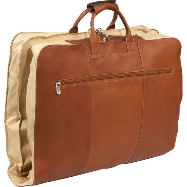 ピエール メンズ スーツケース バッグ 36 Leather Garment Cover