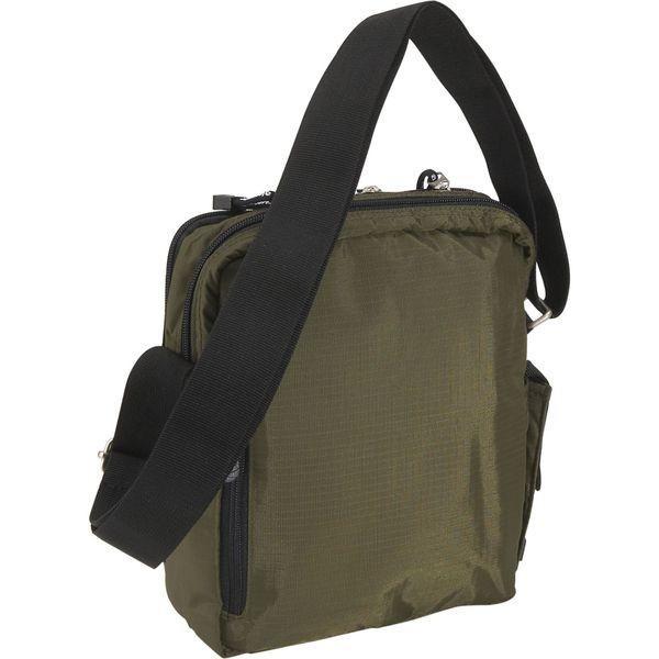 デレクアレクサンダー メンズ ショルダーバッグ バッグ North/South Top Zip Shoulder Bag