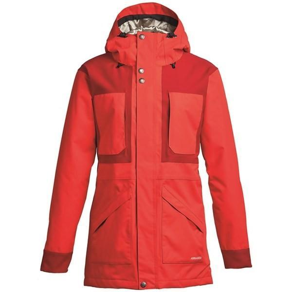 品質保証 エアブラスター レディース ジャケット ブルゾン アウター Airblaster 新品未使用正規品 Cloak Jacket - Storm Lady Women's