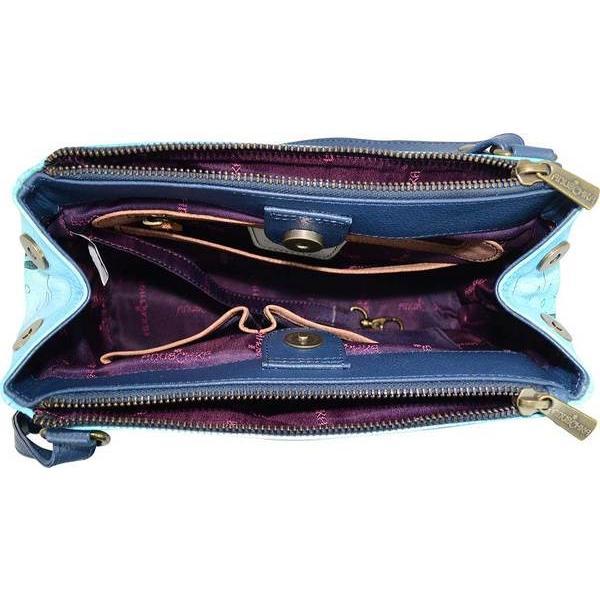 アヌシュカ レディース ハンドバッグ バッグ Triple Compartment Convertible Tote