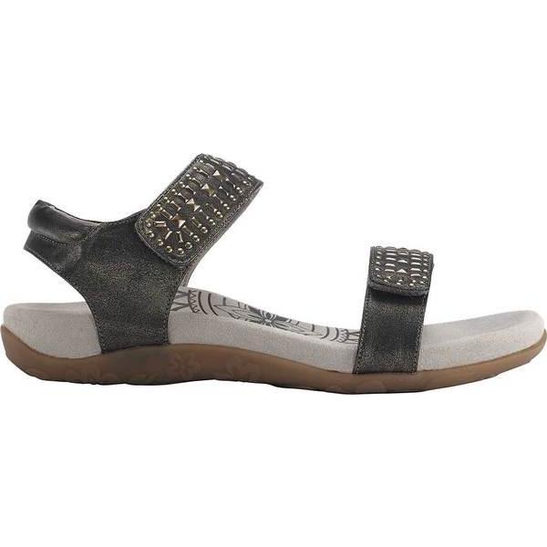 エイトレックス レディース サンダル シューズ Maria Studded Quarter Strap Sandal