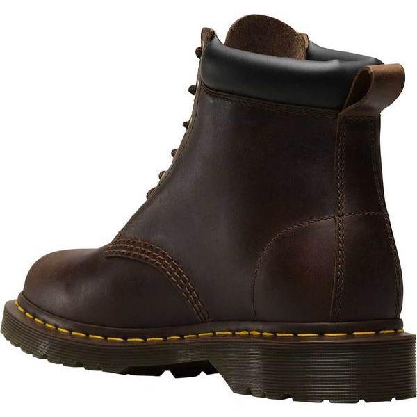 ドクターマーチン レディース ブーツ・レインブーツ シューズ 939 Ben 6 Eye Padded Collar Boot