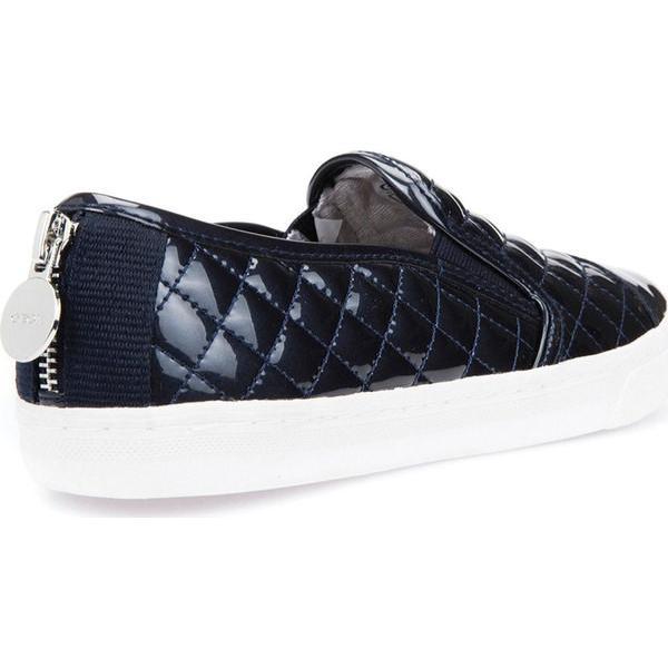 ジェオックス レディース スリッポン・ローファー シューズ New Club Slip-On Sneaker D5258C