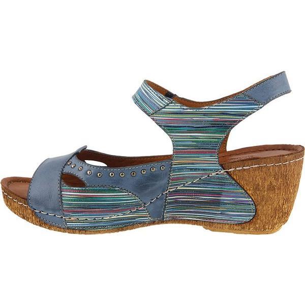 スプリングステップ レディース サンダル シューズ Jaslyn Ankle Strap Sandal