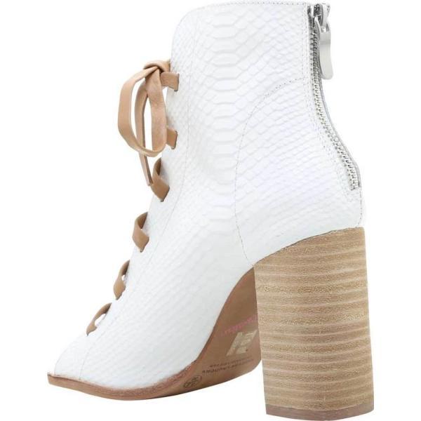 クリスティンカヴァラリ レディース ブーツ・レインブーツ シューズ Layton White Leather