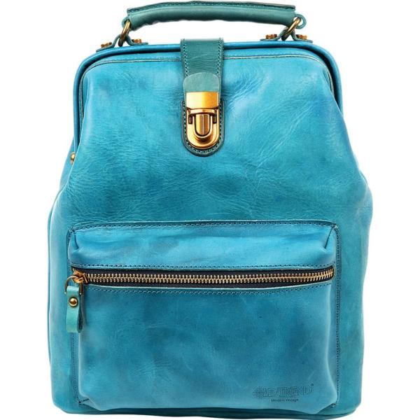オールドトレンド レディース バックパック・リュックサック バッグ Doctor Convertible Backpack