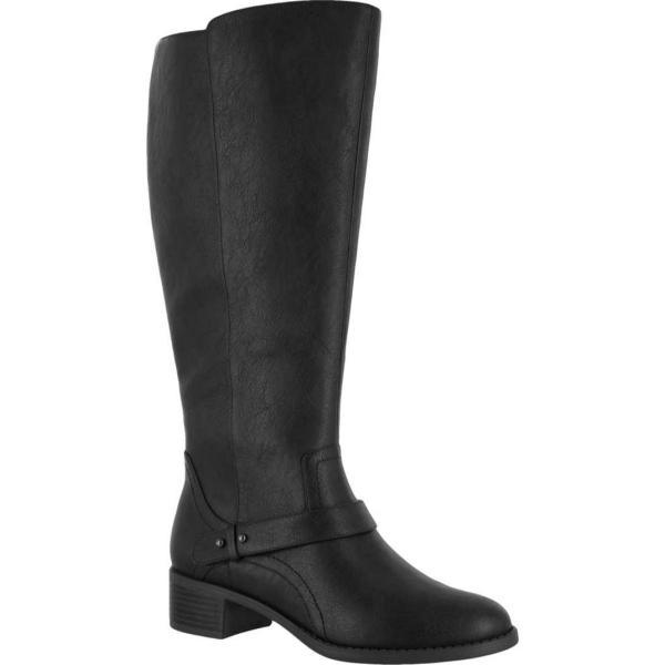 イージーストリート レディース ブーツ・レインブーツ シューズ Jewel Plus Wide Calf Boot
