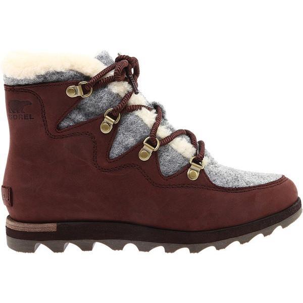 ソレル レディース ブーツ・レインブーツ シューズ Sneakchic Alpine Ankle Boot