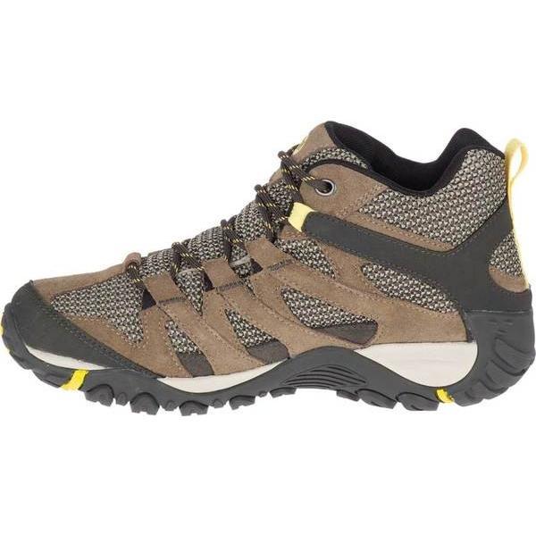 メレル レディース ブーツ・レインブーツ シューズ Alverstone Mid Waterproof GORE-TEX Hiker Boot