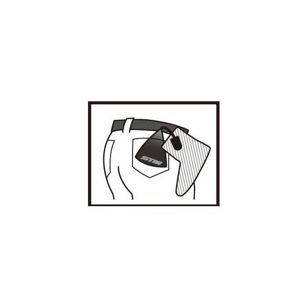 STMゴルフ  キャッチ アンド ワイパー CATCH & WIPER パターカバー ホルダー ボール拭き クリックポスト対応 全国一律送料無料|revive-golf|05
