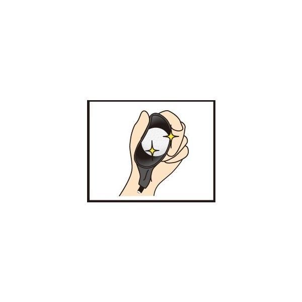 STMゴルフ  キャッチ アンド ワイパー CATCH & WIPER パターカバー ホルダー ボール拭き クリックポスト対応 全国一律送料無料|revive-golf|06