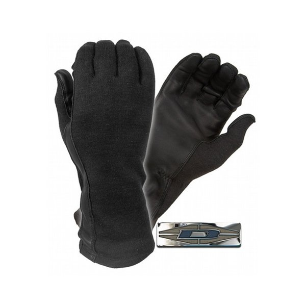 Damascus Gear 手袋 ノーメックス フライトグローブ ブラック [ Sサイズ ] DNXF190-B-S ダマスカスギア