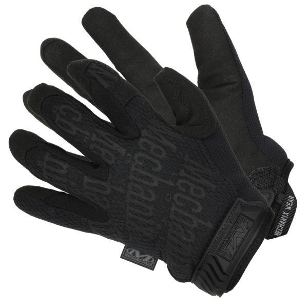 メカニクスウェア ORIGINAL グローブ [ コバートブラック / Mサイズ ] 革手袋 レザーグローブ 皮製 皮手袋 ハンティンググローブ