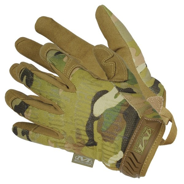 メカニクスウェア ORIGINAL グローブ [ マルチカム / XLサイズ ] 革手袋 レザーグローブ 皮製 皮手袋 ハンティンググローブ
