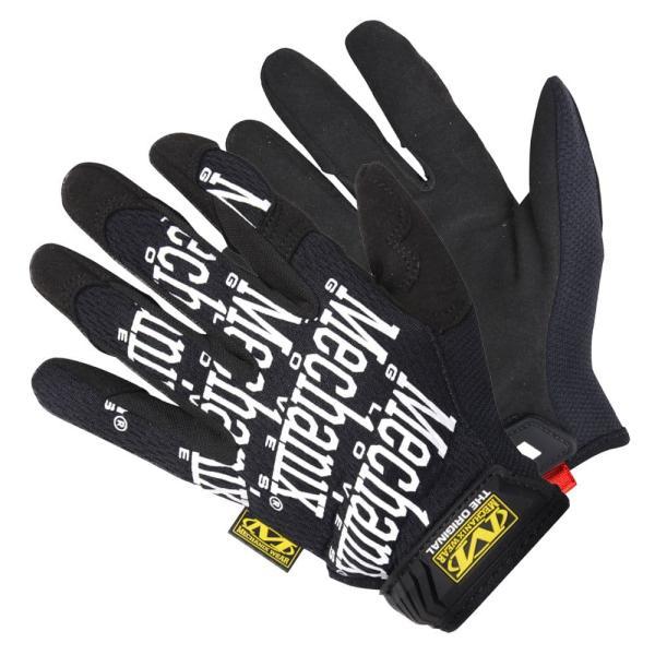 メカニクスウェア ORIGINAL グローブ [ ブラック / Sサイズ ] 革手袋 レザーグローブ 皮製 皮手袋 ハンティンググローブ