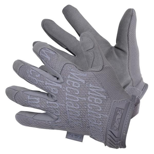メカニクスウェア ORIGINAL グローブ [ ウルフグレイ / Sサイズ ] 革手袋 レザーグローブ 皮製 皮手袋 ハンティンググローブ