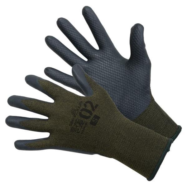SHOWA 自衛隊採用グローブ 護 MAMORI 02 グリップ [ Mサイズ ] ショーワグローブ 自衛隊モデル ミリタリーグローブ 手袋